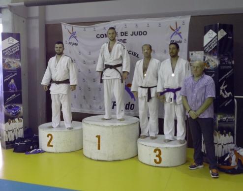 Grand Prix de l'Aude - Paul BROSSARD 1er - le 19 octobre 2014